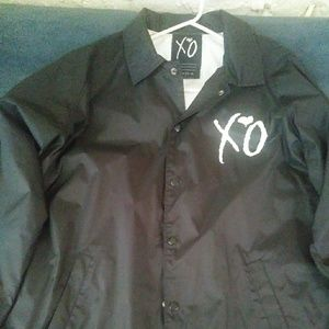 The weeknd anarchy jacket